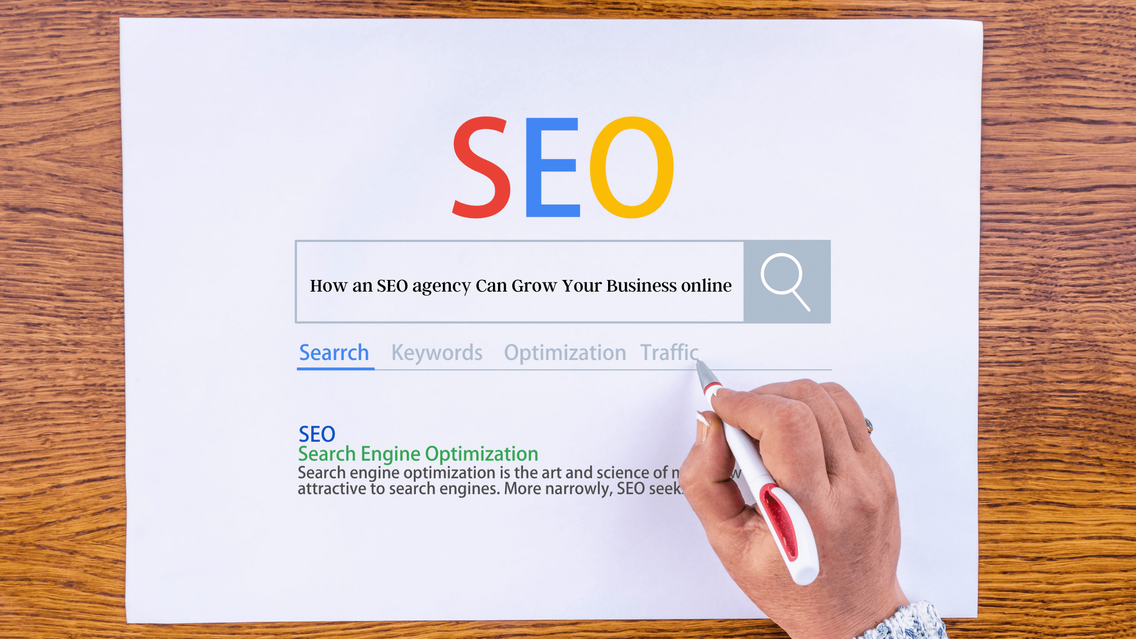 How an SEO agenccy Can Grow Your Business online(1)